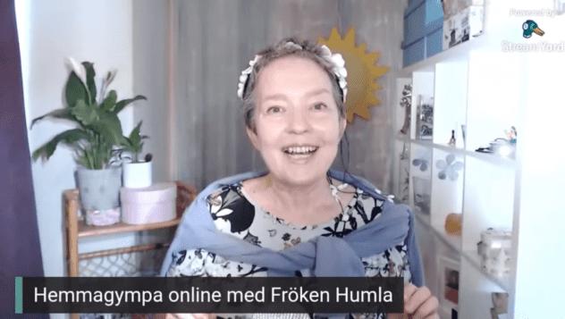 Nyfiken på Hemmagympa med Fröken Humla